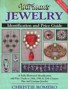 18th-20th Century Jewelry - Types Makers Dates Marks / In-depth Book + Values