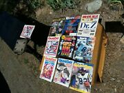 9 Vintage Nfl Magazines 1989 Gameday Playoffs Sports Illustrated 80s-90s Footbal