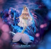 Mermaid Enchantress Barbie In Shipper - Nrfb -tissued- Mint - Fxd51 Gold Label