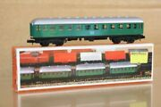 Arnold 0341 3412 N Scale Db Green 2nd Class Express Coach Mint Boxed Np
