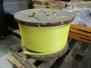 500and039 6 Awg 3 Conductor 6/3 Type W Portable Power Cable 2000 Volt Ul And Msha