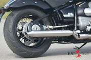 Hattech Exhaust - Cannonball R18 Silencer With Attachments For The Bmw R18