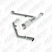 Mbrp S5408304 Pro Series Cat Back Exhaust System 3 In. Incl. Front Pipe/ext. Pip