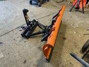 Vehicle Mounted Snow Plough / Snow Plow