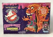 1986 The Real Ghostbusters Gooper Ghost Squisher Vintage Kenner Unopened Rare