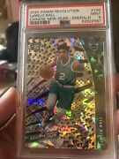 2020 Panini Revolution Lamelo Ball Chinese New Year Rc Pop 1 Mint 15/88 Emerald