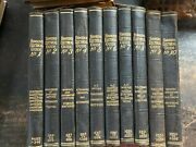 Antique Hawkins Electrical Guide Vol. 1-10 2nd Edition 1917 Pristine + More
