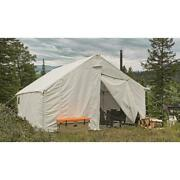 Guide Gear Canvas Wall Tent 12and039 X 18and039