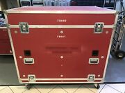 Large Ata Case With Recessed D-ring Tie Downs - Tysons Corner Pick-up Only