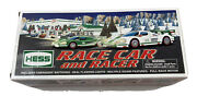 Hess 2009 Toy Truck Race Car And Racer With Lights And Sound New In Box
