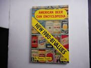 American Beer Can Encylopedia 1980-81 Price Guide Values Soft Cover