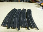 Ho Track / Life Like Power-loc-track - Curved Lot Of 4
