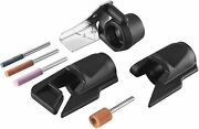 Dremel A679-02 Rotary Tool Sharpening Kit, 3 Attachments And 4 Accessories