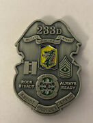 233d Military Police Company Challenge Coin A31