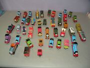 Thomas The Train Take Along Diecast Magnetic 44 Piece Lot