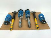 ⭐2012 Volkswagen Gti Mk6 Bilstein Front And Rear Coilover Assembly Kit Lot2187