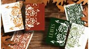 Leaves Ultimate Set Playing Cards By Dutch Card House Company - Read Description