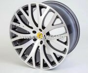 Genuine Oem 20andrdquo/21andrdquo Project Kahn Ferrari 458 F1-x Forged Alloy Wheels And Tyres