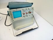 Tektronix 2335 2-channel 100 Mhz Portable Oscilloscope As Is