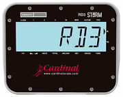 Cardinal, Rd3, 2 Lcd Economical Remote Display In Ip66 Thermoplastic Enclosure
