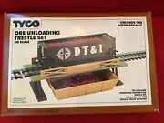 Tyco Ho Scale 868 Ore Unloading Trestle Set Automatically D T And Inew Old Stock