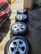 Jeep Used 17 Inch Rims And Tires