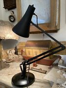 Vintage Anglepoise 90 In Black Nearly New Condition