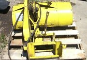 John Deere Rear Roto Tiller 210 212 214 216 Comes With All Mounting And Lift Hdw