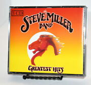 Steve Miller Band Greatest Hits 3 Cd Set - Fat Box - Hard To Find