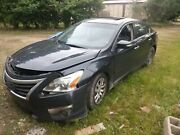 2013 Nissan Altima Sl 2.5l Wrecker Selling For Parts Or Whole Car