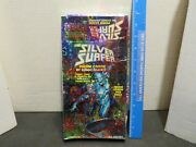 1992 Comic Images The Silver Surfer Trading Cards Factory Sealed Box