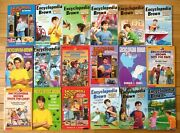 Lot 18 Encyclopedia Brown Books Donald Sobol Older And Newer L3