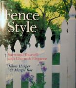 Fence Style By Harper James Roe Margie - Book - Hard Cover