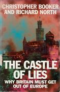 The Castle Of Lies By Booker Christopher North Richard - Book - Soft Cover