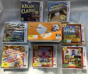 Nintendo 2ds Xl Console With Mario Kart And 7 Games Kirby Super Mario 3dland Maker