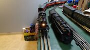 Lionel 6-18662 Pennsylvania 0-4-0 Steam Switcher And Tender