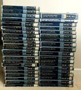 Lot Of 42 Dictionary Of Literary Biography From 1st, 2nd, And 3rd Series