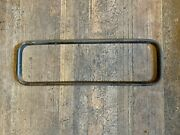 1935 36 37 Ford Pickup And Truck Rear Window Garnish Molding 35 1936 1937 Orig 1