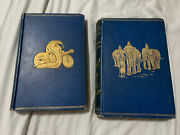 The Jungle Book And The Second Jungle Book By Rudyard Kipling 1st Editions