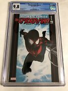 Cgc 9.8 Ultimate Spider-man 1 Origin And 1st Costume Of Miles Morales 1st Prowler