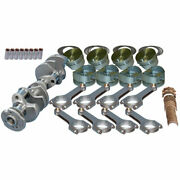 Eagle 11001030 Competition Rotating Assembly Chevy Big Block Stroke 4.000 Disp.