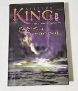 The Dark Tower Ser. Song Of Susannah By Stephen King 2004, Hardcover 1st Trade