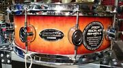 Pdp Solid Maple Shell 14 X 5 Snare Pacific Sx Dw N.o.s.