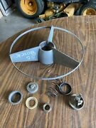 1955-1956 Buick Super Century Roadmaster Horn Ring And Install Hardware