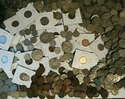 Antique Coin Estate Variety Coin Lots Silver Currency Rare Old Us Coins