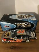 2007 Dale Jarrett 44 Ups Camry Chrome 1/24 Scale Nascar Diecast Only 288 Made