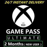 Xbox Game Pass Ultimate 14 Days Code Live Gold + Game Pass Fast Delivery