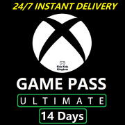 Xbox Live 14 Day Gold + 14 Day Game Pass Xbox Game Pass Ultimate Fast Delivery