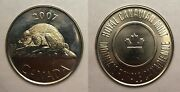 Rare 2007 Royal Canadian Mint Token Hard To Find Very Collectible