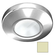 I2systems Profile P1101 2.5w Surface Mount Light - Warm White - Brushed Nickel
